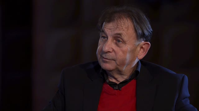 Interview with Michael Žantovský
