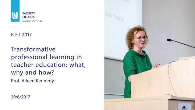 Transformative professional learning in teacher education: what, why and how?